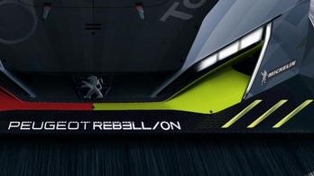 Ez lenne a Peugeot Le Mans-i versenygépe?