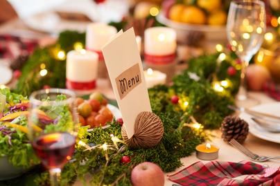 A legjobb karácsonyi menüsorok a levestől a desszertig