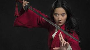 Akciódús előzetest kapott a Disney élőszereplős Mulan-filmje