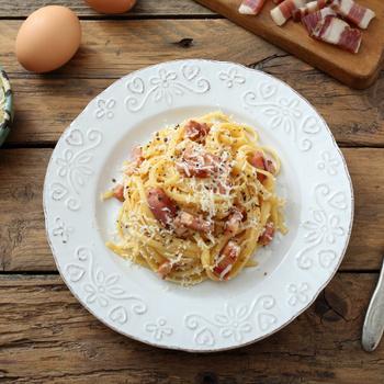 Egyszerűsített carbonara spagetti - 20 perc alatt az asztalra kerül