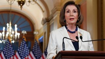 Pelosi: Állítsák össze a vádpontokat Trump ellen