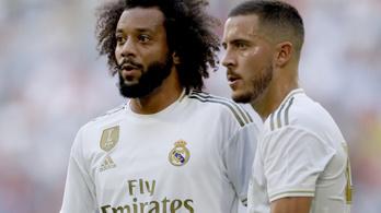 Két Real-kulcsjátékos nem játszhat a Barca ellen