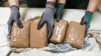 155 milliárd forint értékű kokaint fogtak a hatóságok Lengyelországban