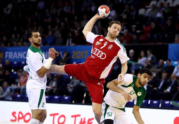 Császár Gábor a 2017-es világbajnokságon