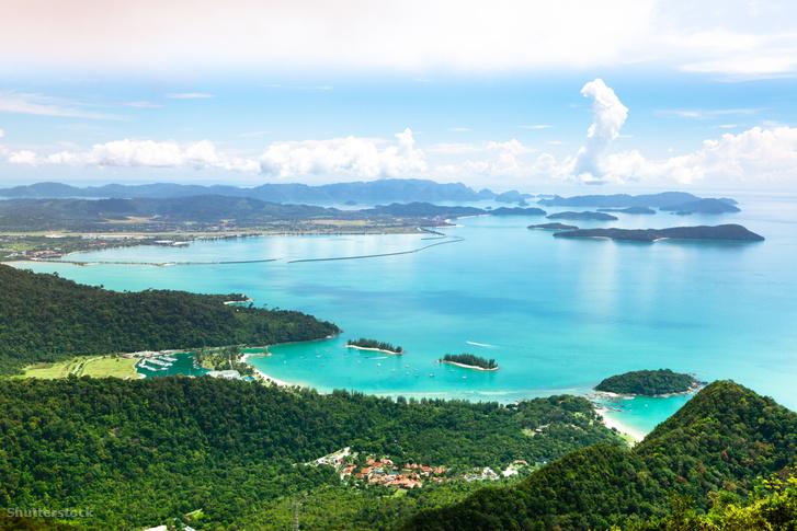 Langkawi sziget, Malajzia