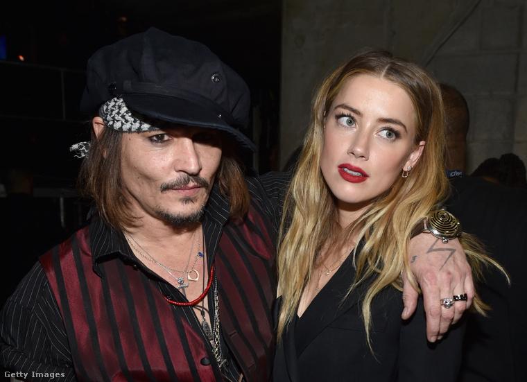 Amber Heardről és Johnny Deppről valószínűleg kevesebben álmodoztak, mint Brangelináékról, de az ő, májusban bejelentett szakításuk azért volt különösen elszomorító, mert elég csúnya sárdobálásba torkollott a válóper: mindketten erőszakkal vádolták meg a másikat.
