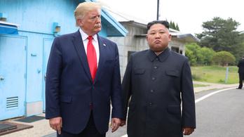 Kim Dzsongunék megint leöregezték Donald Trumpot