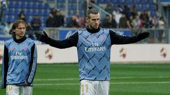 Ügynöke szerint Bale soha nem akart eligazolni a Realból