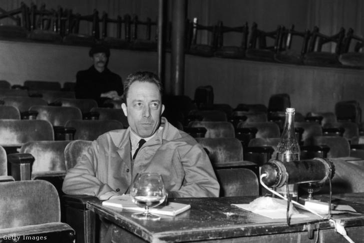 Albert Camus 1959-ben