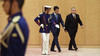 Orbán Viktor szerint a magyar–japán kapcsolatoknak van lelki tartalmuk is