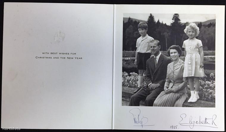 1955-ben újból a vidéki kastély, Balmoral volt a helyszín.