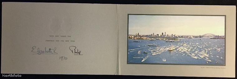 1970-ben megint egy hajós képre készült a választás, a fotó az ausztráliai Sydney kikötőjét ábrázolja.