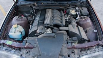 Hathengeres csörgő lett a BMW-ből