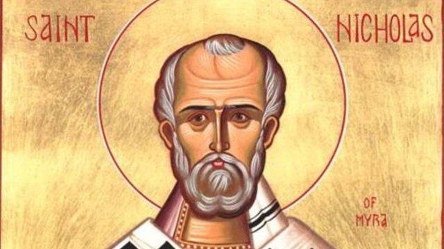 December 6.: Szent Miklós püspök éjszaka alamizsnálkodott