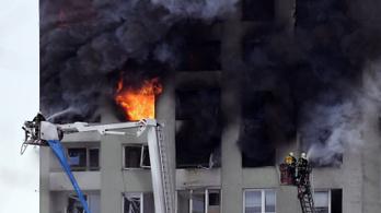 Öt ember meghalt, amikor kigyulladt egy ház Eperjesen
