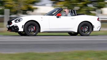 Búcsúzik a Fiat egy szem sportkocsija is