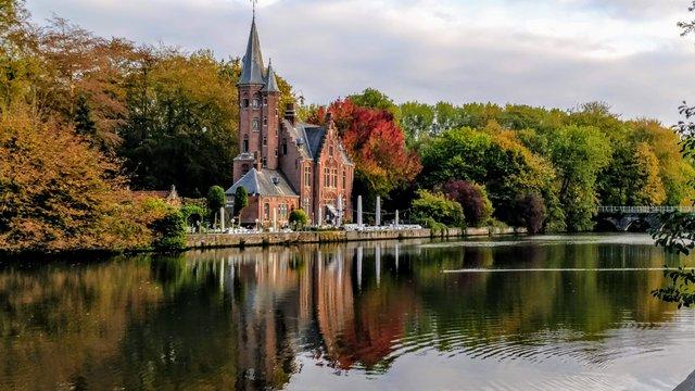 Egy nap a varázslatos mesevárosban, Brugge-ben