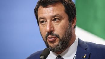 Ügyészségi eljárás indult Salvini ellen