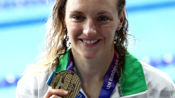 Hosszú Katinka újabb aranya a magyar úszósport 1000. érme
