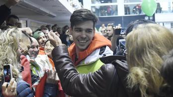 A f*ckin chinázó olimpiai bajnok: A feszült helyzetet akartam megmutatni, nem sikerült