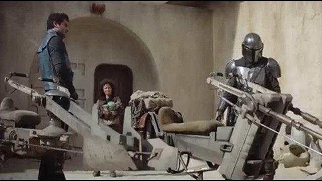 Mandalorian ötödik epizód:  A fegyverforgató