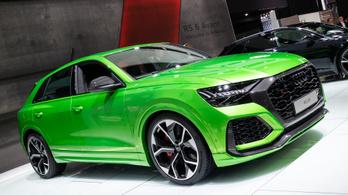Audi: a 23 colos kerék lehet a csúcs