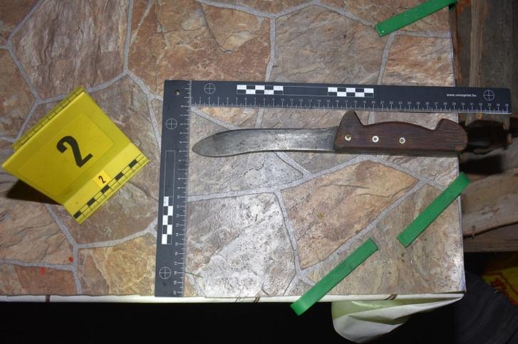 A kés