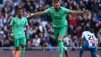 Se Hazard, se Bale, így is nyert a Real