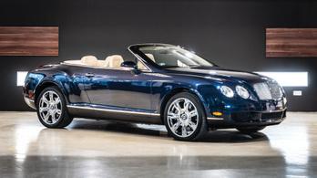Vajna-árverés: a 10 milliós Bentley 15 millióért ment el