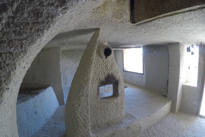 Barlanglakások Noszvajon19 - belül
