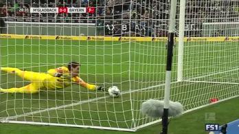 A Bayern ellen jött az év védése; Gulácsiék hajszálra az első helytől