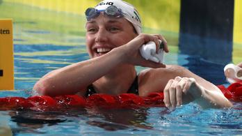 Negyedik aranyát nyerte Hosszú a rövidpályás úszó-Eb-n