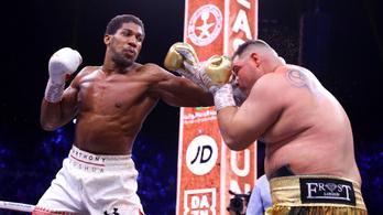 Joshua visszavágott Ruiznak, pontozással vette vissza nehézsúlyú öveit