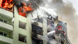 Hat embert őrizetbe vettek az eperjesi gázrobbanás miatt