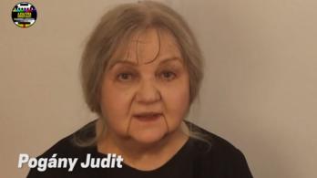 Pogány Judit úgy érzi magát most, mint a Kádár-rendszerben