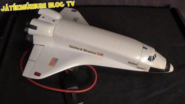Távirányítós űrrepülőgép