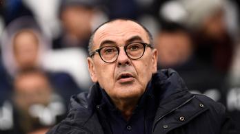 Sarri: A játékosaim nem tartották a megbeszélt stratégiát