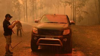 Már a fővárost is mérgező füstfelhő borítja Ausztráliában