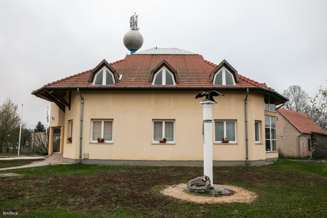 Községháza Kétpón