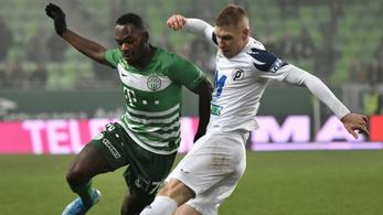 NB I.: hiába vezetett két góllal, nem tudta legyőzni a Fradi a Felcsútot
