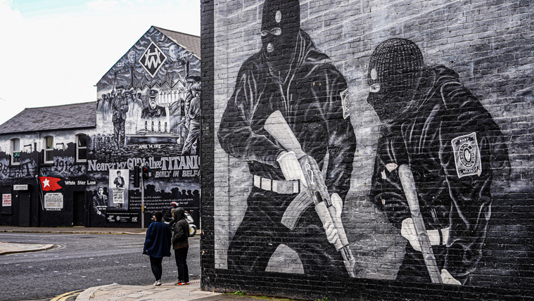 Will Brexit reignite tensions in Northern Ireland?