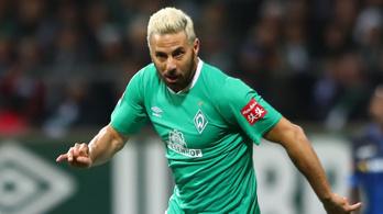 Furcsa rekordot döntött a Werder Bremen veterán perui csatára
