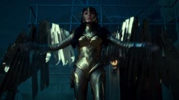 Megérkezett a Wonder Woman 2 első előzetese