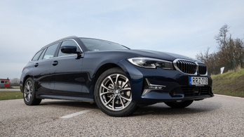 BMW 320d Touring – 2019.