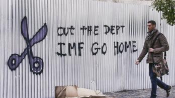 Az IMF még rugdossa, a piacok már megszerették Görögországot