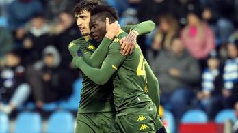Balotelli győztes góllal felelt a távozási pletykákra