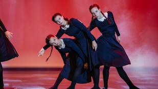 Az emberi test szabadságra van ítélve: ilyen is lehet a modern tánc