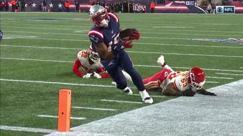 Hajszálon múlt az NFL első feladott meccse, ami aztán botrányba fulladt