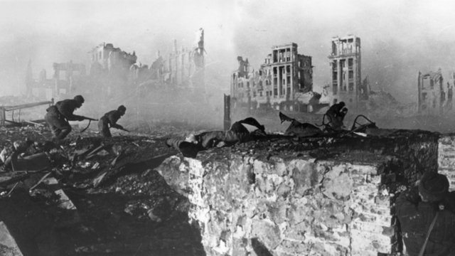 A második világháború, ahogy még nem hallottad
