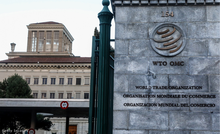 WTO székháza Genfben